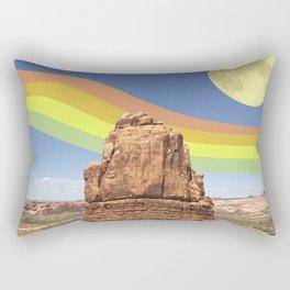 Canyon Land Rectangular Pillow