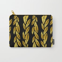 Golden foliage Carry-All Pouch