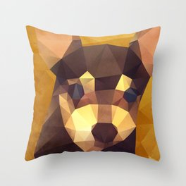 The Chihuahua Throw Pillow