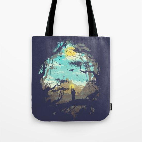 The Guardian Of The Sun Tote Bag