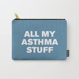 All My Asthma Stuff (Niagara) Carry-All Pouch