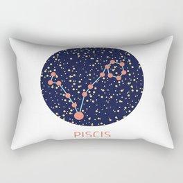 Piscis Rectangular Pillow