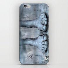 free room ? iPhone & iPod Skin