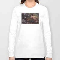 bridge Long Sleeve T-shirts featuring Bridge by Vargamari