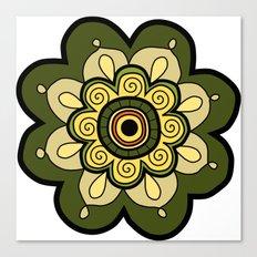 Flower 12 Canvas Print