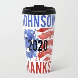 Johnson Hanks Flag 2020 Travel Mug