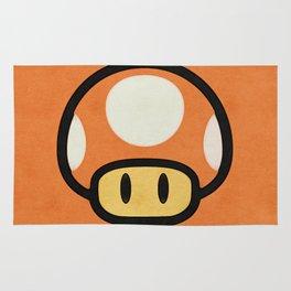 Mushroom Red/Orange Rug