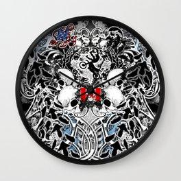 Bone Gear: Killin It Wall Clock
