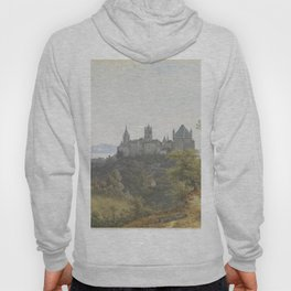 View of Lausanne Hoody