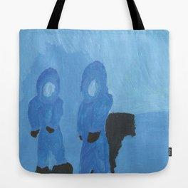 Eskimos/ Hypnosis Theory Tote Bag