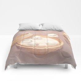 Xiaolongbao Comforters