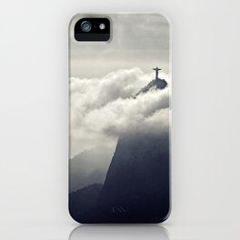 Cristo Redentor iPhone Case