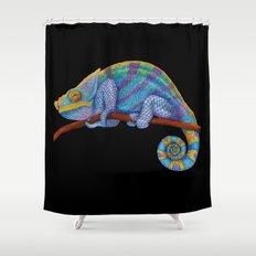 Parson's Chameleon Shower Curtain