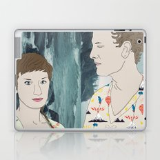 Pure Bathing Culture Laptop & iPad Skin