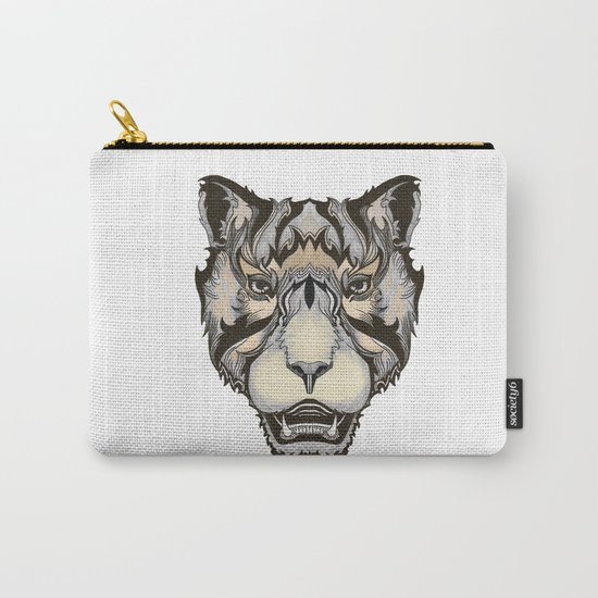Big kitten Carry-All Pouch