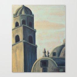 Under Painting Study Canvas Print