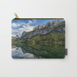 Lake Gosau Alps mountain lake summer morning sunrise mountain landscape Upper Austria Austria Carry-All Pouch