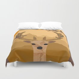 Deer Duvet Cover