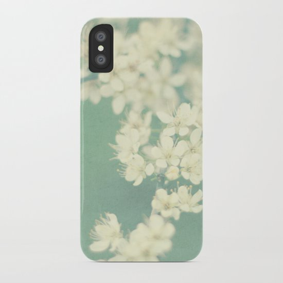 one spring day iPhone Case