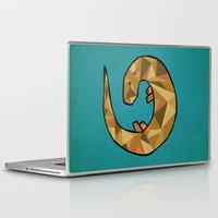 otter Laptop & iPad Skins featuring Otter by Jackie Wyant