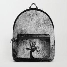 Jack Art Style Backpack
