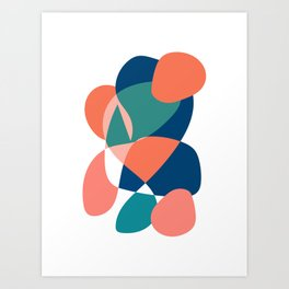 That Colorful Thing Art Print