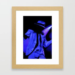 Annie Are You Okay? (MJ) Framed Art Print