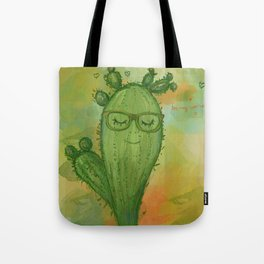 Be my spine Tote Bag