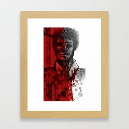 Please, someone help Will Graham  Framed Art Print