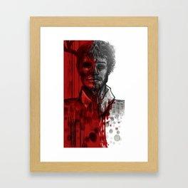 Please, someone help Will Graham  Framed Art Print