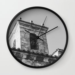 Catholic Relic Wall Clock