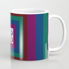 Meditation Quad Coffee Mug