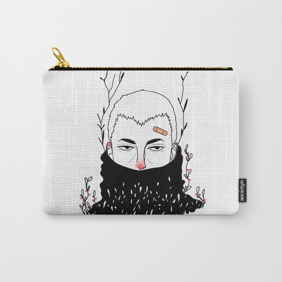 Cold Days Carry-All Pouch