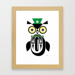 O Owl Framed Art Print