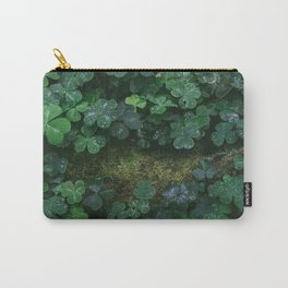 redwood forest clovers Carry-All Pouch