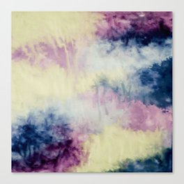 Watercolor8 Canvas Print