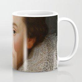 Vintage William Shakespeare Portrait Coffee Mug