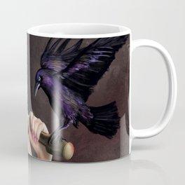 The raven girl Coffee Mug