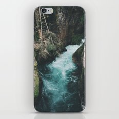 Avalanche Creek iPhone & iPod Skin