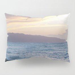 Pipeline Beach Pillow Sham