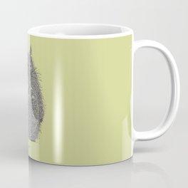 Avocado Totoro Coffee Mug