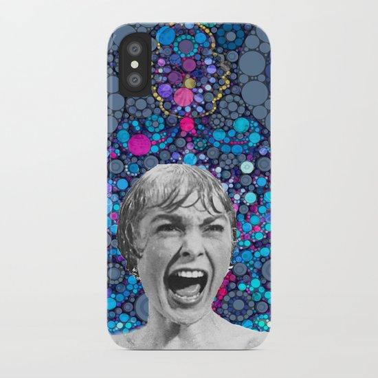 Psycho Design  iPhone Case