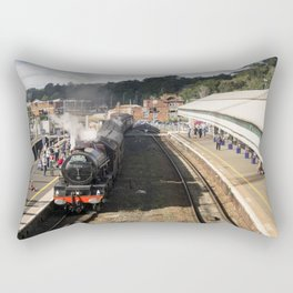 Princess Elizabeth at Exeter St Davids Rectangular Pillow
