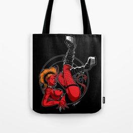Sytr Babe Tote Bag