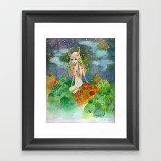 Mountain Queen Framed Art Print