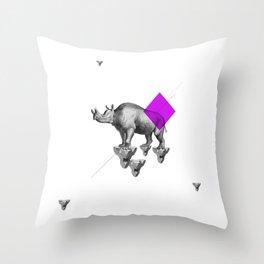 Archetypes Series: Solitude Throw Pillow