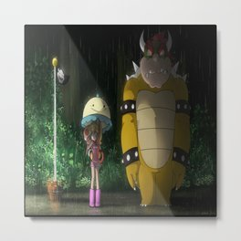 my neighbor game Metal Print