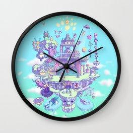 CRIATUROPOLIS Wall Clock
