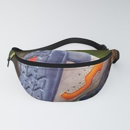 The lonely and lost shoe Fanny Pack