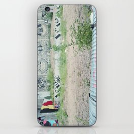 Castle Hill History iPhone Skin